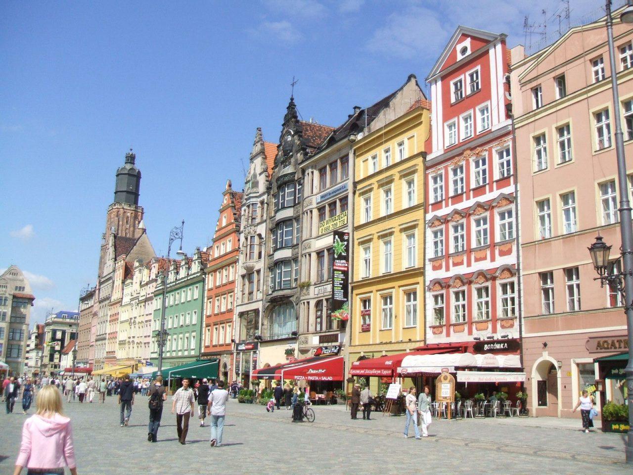 Już działamy we Wrocławiu!