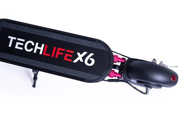 Hulajnoga elektryczna Techlife x6 łotnik