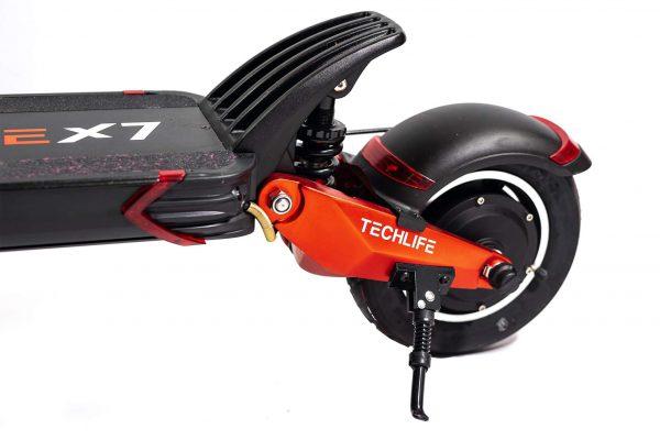 Hulajnoga elektryczna Techlife X7 X7S