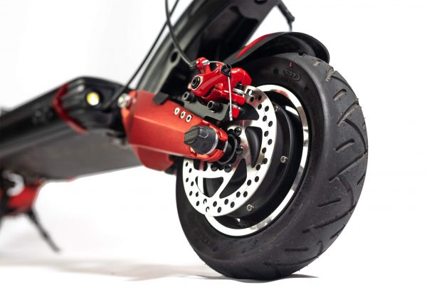 Hulajnoga elektryczna Techlife X7 X7S koło
