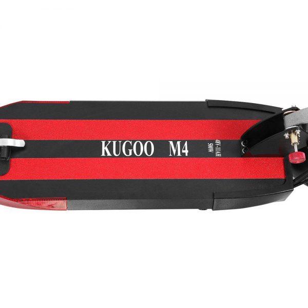 Hulajnoga elektryczna z siedziskiem Kugoo m4