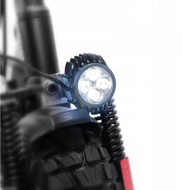 Hulajnoga elektryczna Kugoo M4 Pro nowa 16Ah 500W Mocna szybka