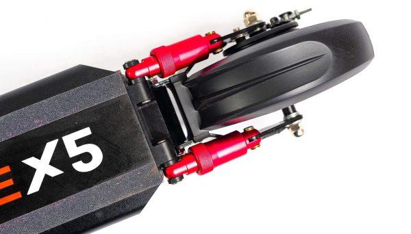 Hulajnoga elektryczna Techlife X5S Techlife X5S z większą baterią